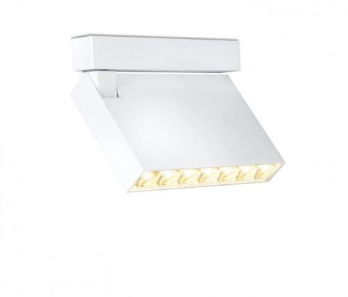 Mawa Flat Box Aufbaustrahler LED fbl-21 weiß
