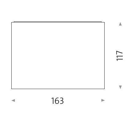 Mawa Flat Box Aufbaustrahler LED fbl-23 Grafik