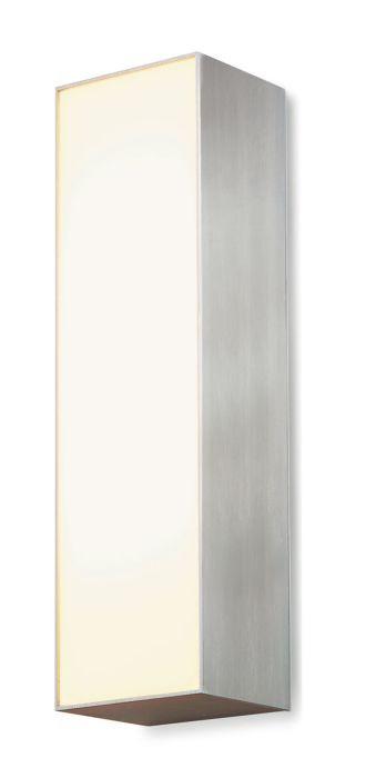 Mawa Messing LED Außenleuchte Aluminium