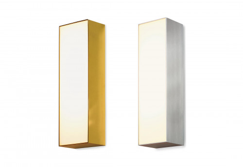 Mawa Messing LED Außenleuchte Messing und Aluminium