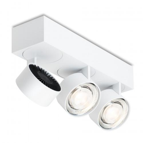 Mawa Wittenberg 4.0 Deckenleuchte 3-flammig LED weiß
