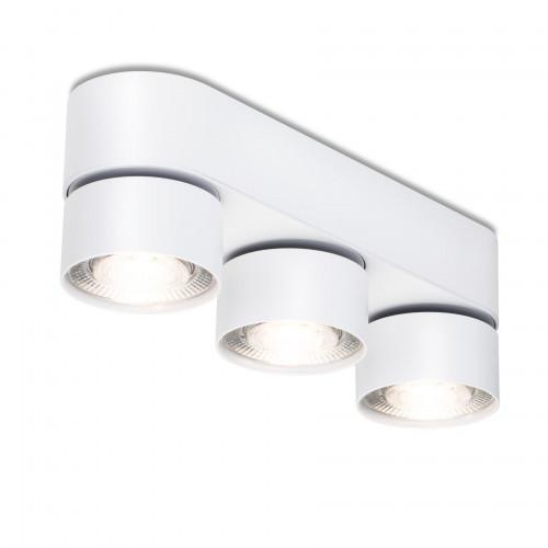 Mawa Wittenberg 4.0 Deckenleuchte oval 3-flammig LED weiß