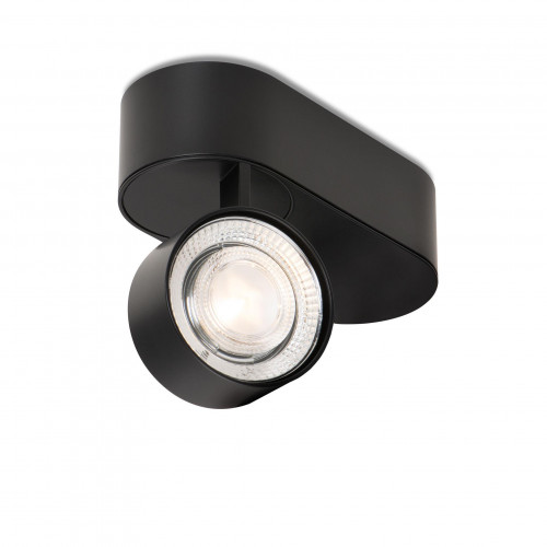 Mawa Wittenberg 4.0 Deckenleuchte oval LED schwarz