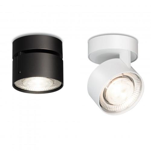 Mawa Wittenberg 4.0 Deckenleuchte rund LED schwarz und weiß