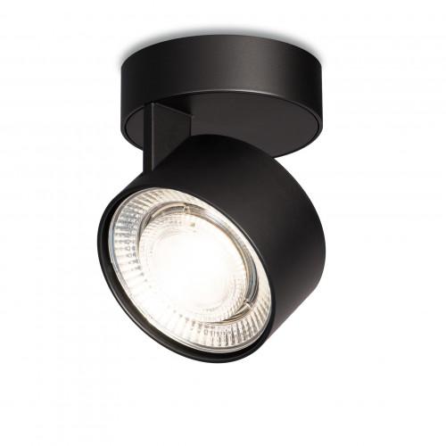 Mawa Wittenberg 4.0 Deckenleuchte rund LED schwarz