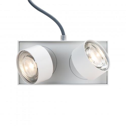 Mawa Wittenberg 4.0 Druff Tischleuchte LED weiß (von oben)