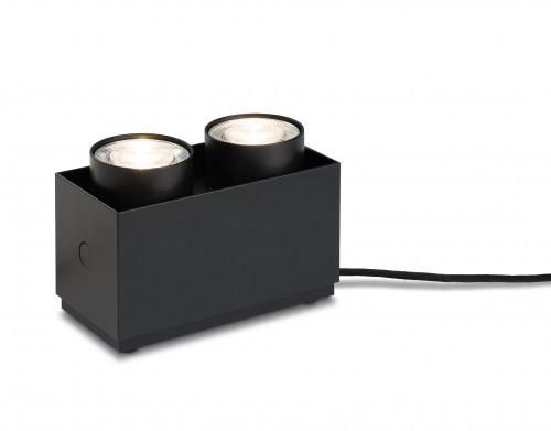 Mawa Wittenberg 4.0 Parkett Stehleuchte LED schwarz