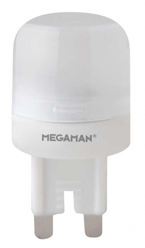 Megaman G9 LED 3 Watt 230 Volt