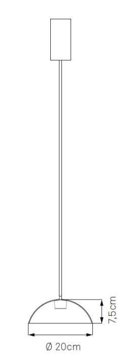 Nyta Pong Ceiling Grafik