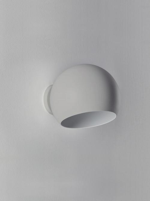 Nyta Tilt Globe Wall Short grau