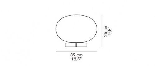 Oluce Alba 265 Grafik