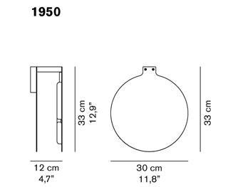 Oluce Duca 1950 Grafik