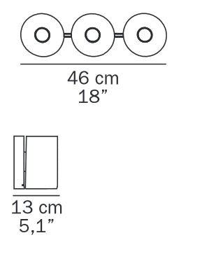 Oluce Fiore 123 Grafik