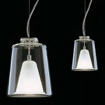 Oluce Lanterna 477 und Lanternina 471