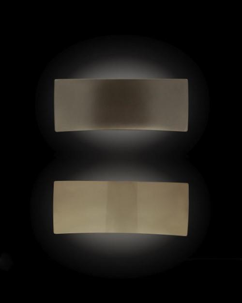 Oluce Lens 151 bronze und gold