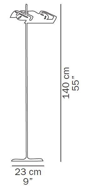 Oluce Spider 3319 Ersatzteil