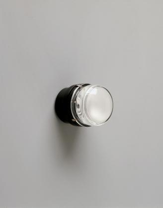 Oluce Fresnel 1148 LED schwarz