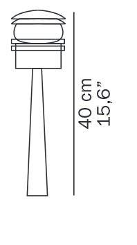 Oluce Fresnel 1148 EC Ersatzteil