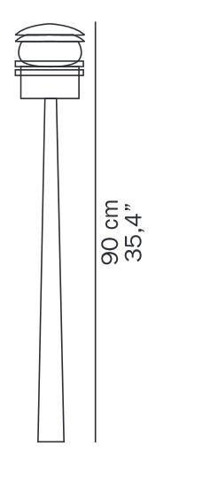 Oluce Fresnel 1148 EL Ersatzteil