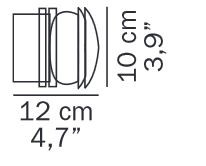 Oluce Fresnel 1148 Ersatzteil