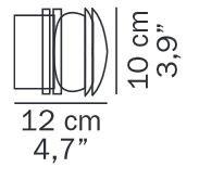 Oluce Fresnel 1148 Grafik