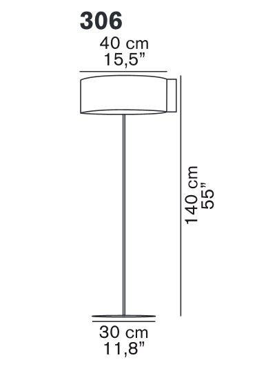 Oluce Switch 306 Ersatzteil