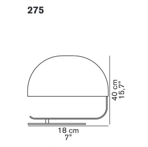 Oluce Zanuso 275 Grafik