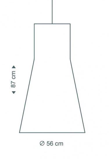 Secto Design Magnum 4202 Grafik
