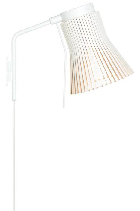 Secto Design Petite 4630 weiß mit Steckerzuleitung