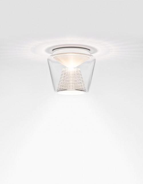 Serien Lighting Annex Ceiling Halogen klar/ Kristallglas Medium