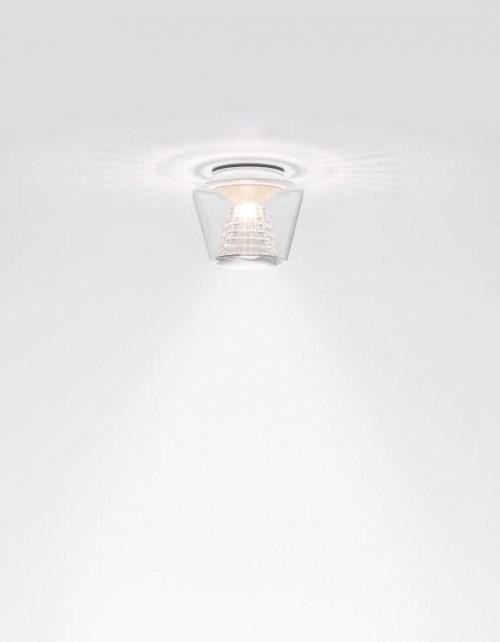 Serien Lighting Annex Ceiling Halogen klar/ Kristallglas Small