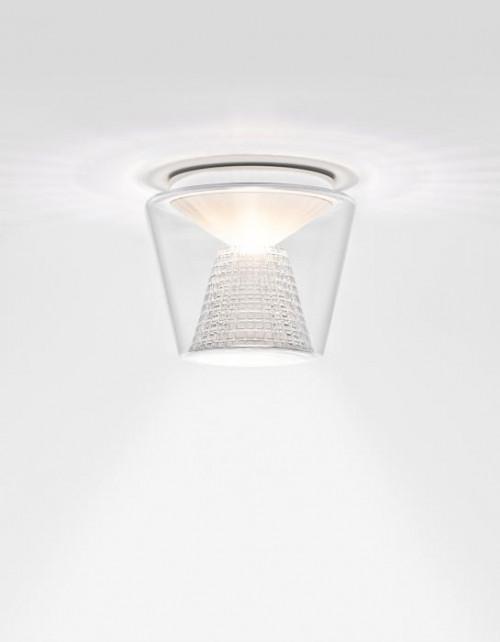 Serien Lighting Annex Ceiling LED klar/ Kristall Large