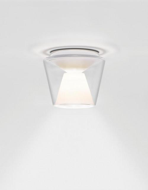 Serien Lighting Annex Ceiling Halogen Klar/ Opal Large