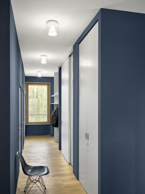 Serien Lighting Annex Ceiling LED klar/ opal Medium