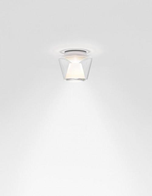 Serien Lighting Annex Ceiling Halogen Klar/ Opal Small