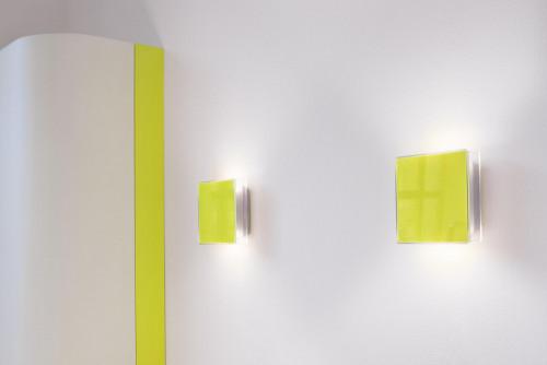 Serien Lighting App Fluoreszierendes Grün