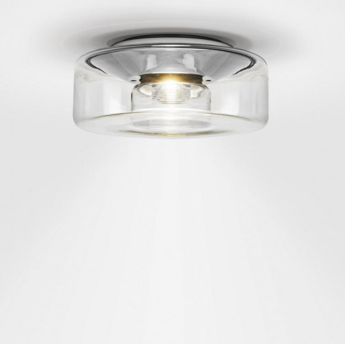 Serien Lighting Curling Ceiling LED klar S