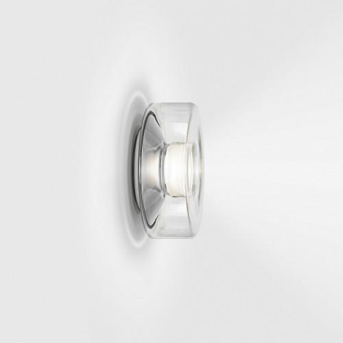 Serien Lighting Curling Wall klar S