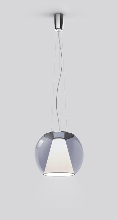 Serien Lighting Draft Suspension Rope M blau