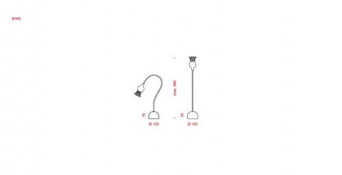 Serien Lighting Poppy Table Grafik