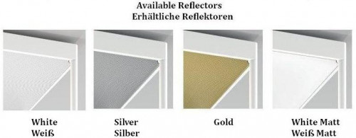 Serien Lighting Reflex2 Ceiling S300 Reflektoren