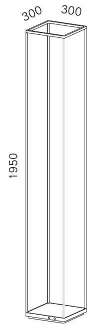 Serien Lighting Reflex2 Floor M Grafik