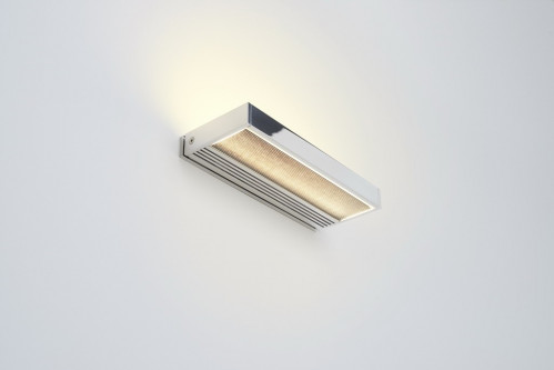 Serien Lighting SML LED Small Alu poliert Abdeckung raster
