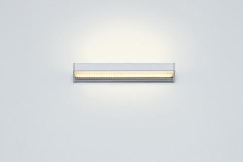 Serien Lighting SML2 Wall 300 Silber satinee / raster
