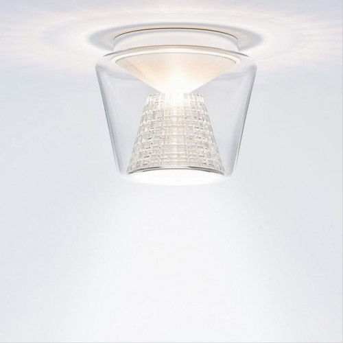 Serien Lighting Annex Ceiling Halogen klar/ Kristallglas