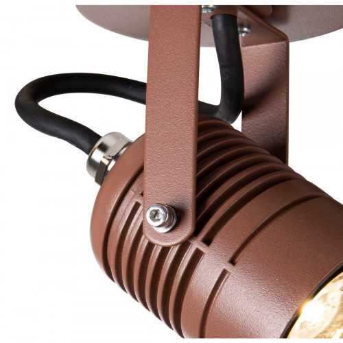 SLV LED Spot SP braun Details