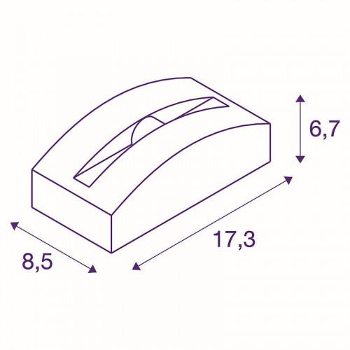 SLV Out-Beam Frame Grafik