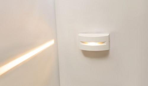 SLV Out-Beam Frame weiß