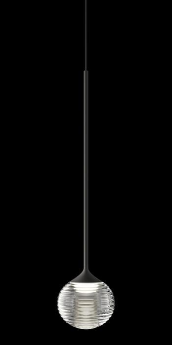 Vibia Algorithm 0825 ein Pendel graphit-grau