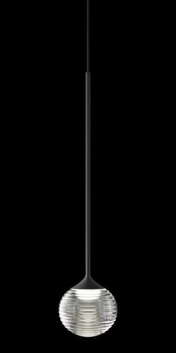 Vibia Algorithm 0880 ein Pendel graphit-grau